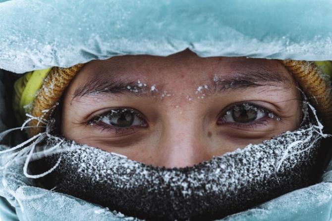 Cumplit de frig în unele zone ale SUA