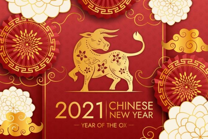 Anul Nou chinezesc. Începe anul Bivolului de metal