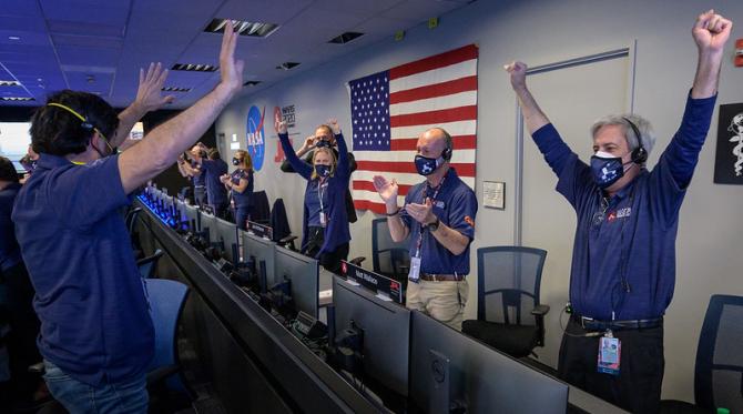Experțuu NASA sunt extrem de entuziasmați de noua reușită