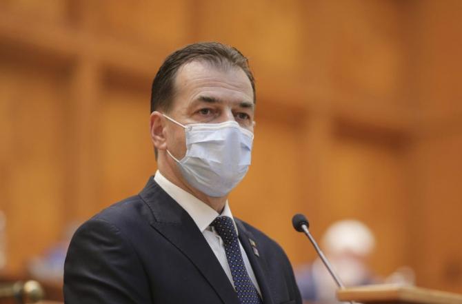 Vaccinarea anti-COVID obligatorie nu este exclusă de Ludovic Orban