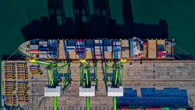 Este vorba despre o criză a containerelor