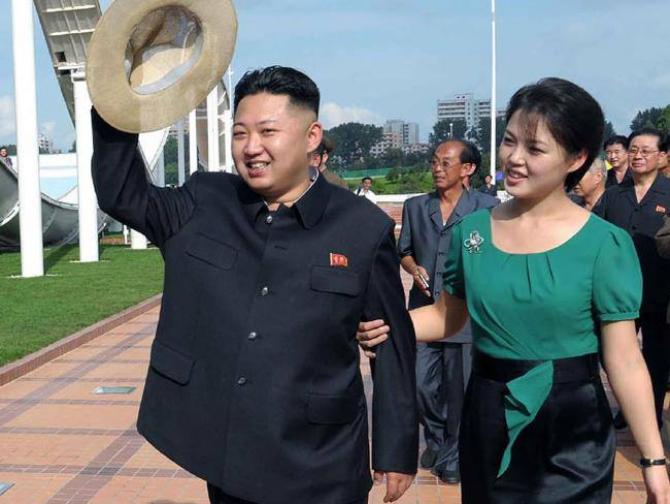 DETALII despre cum TRĂIEȘTE soția lui Kim Jong-Un