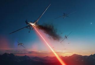 Sistemele laser din aer oferă avantaje față de sistemele laser de la sol datorită faptului că sunt transportate la bordul aeronavelor și pot fi mutate rapid între diferite locații.