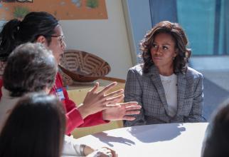 Michelle Obama s-a confruntat cu DEPRESIE și ANXIETATE