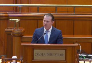 ''Dublarea cheltuielilor de personal în sectorul bugetar în ultimii 4 ani trebuie să se vadă și în performanță'', a declarat Florin Cîțu în Parlament.