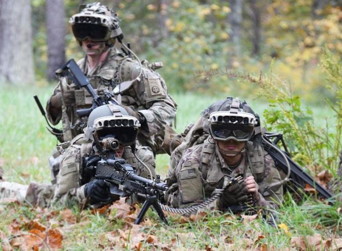 Infanteriștii amricani vor fi dotați cu echipamente de ultimă oră