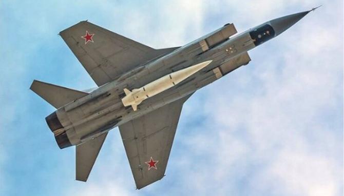 MiG-31K Foxhound
