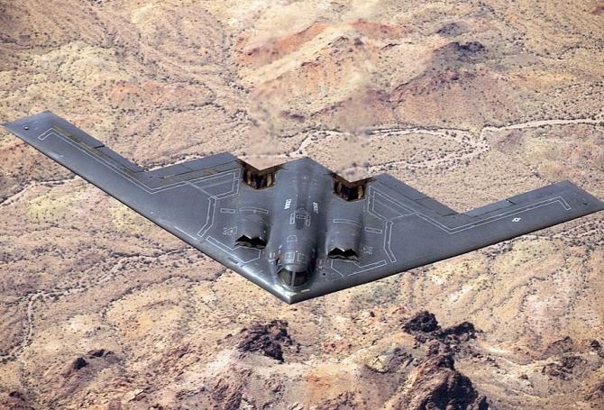 Bombardierele B-2