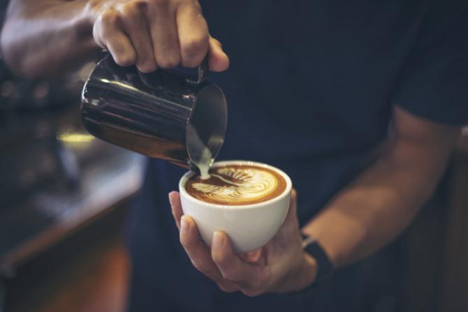 Cafeaua poate fi cumpărată cu criptomonede