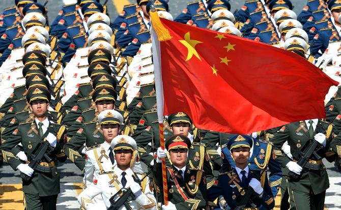 China își majorează bugetul apărării