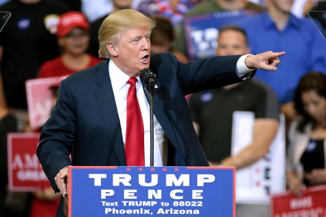 Donald Trump și-a închis blogul după numai 29 de zile. Care a fost MOTIVUL