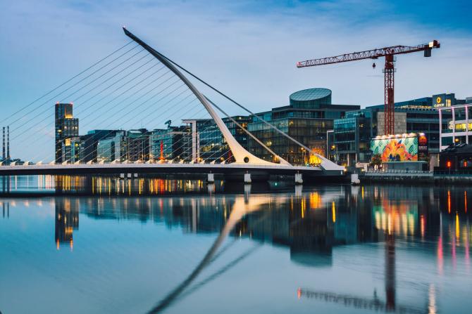 Capitala Irlandei este marea câștigătoare