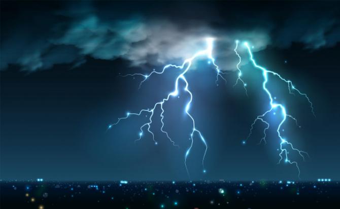 Meteo: Furtuni puternice în mare parte din ţară. Află de CÂND
