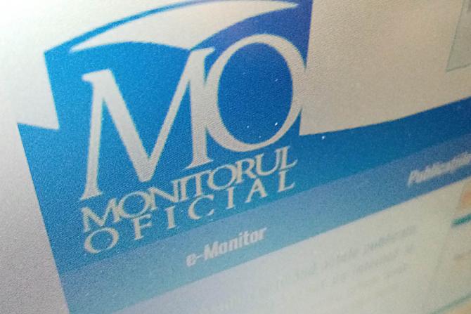 Monitorul Oficial devine gratuit