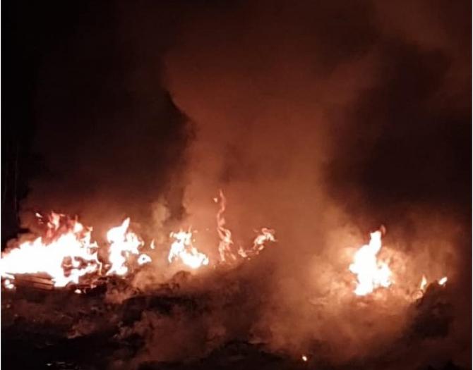 Berceanu a precizat că în diminețile care succed nopțile cu niveluri ale poluării foarte ridicate este recomandabil să nu se procedeze la aerisirea locuințelor de la primele ore, întrucât norul de fum degajat de arderile de deșeuri se disipează abia după
