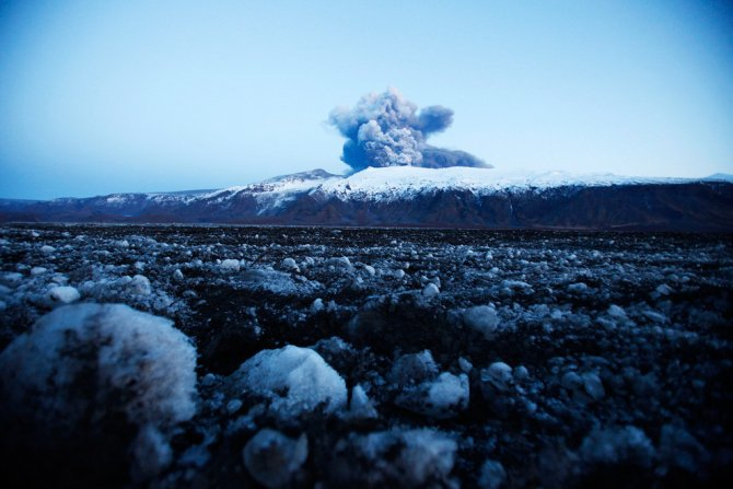 Activitatea seismică intensă din Islanda indică o erupție vulcanică iminentă