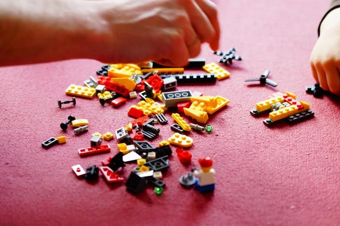 Lego a reușit să câștige substanțial în anul pandemiei