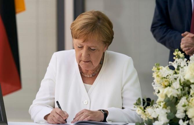 Angela Merkel și Xi Jinping au discutat despre provocările relațiilor China-UE