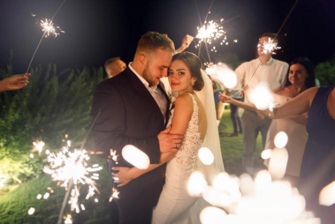 Nunți reluate din 15 mai, cu testarea tuturor invitaților