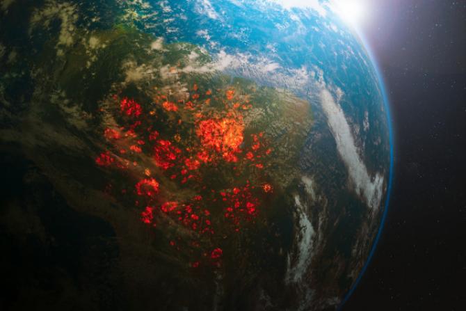 NASA a stabilit! Când o să rămâna Pământul fără OXIGEN