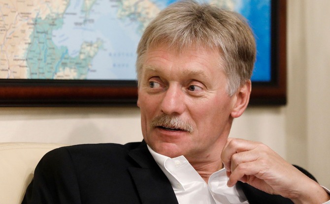 Secretarul de presă al liderului rus, Dmitri Peskov