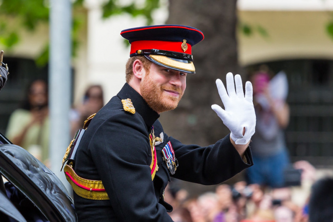 Prințul Harry s-a ANGAJAT în SUA! Uite ce lucrează