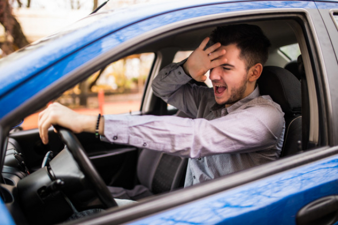 Polițiștii au un set de recomandări pentru șoferi