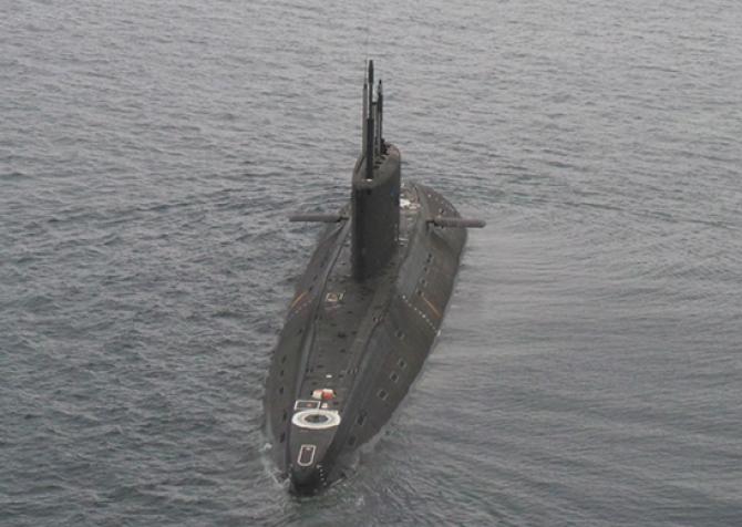 Este unul dintre cele mai tăcute submarine