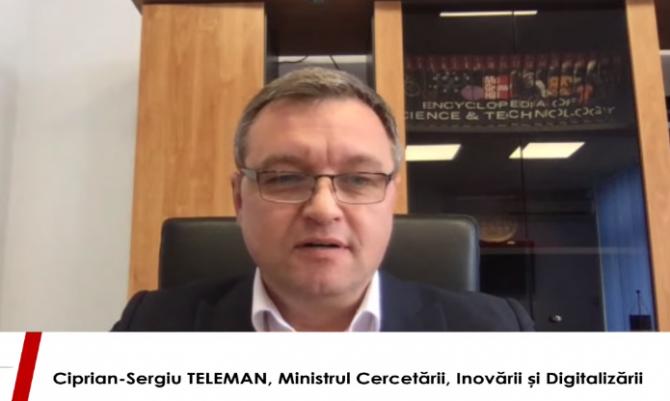 Ministrul Cercetării, despre CARTEA VERDE: Vom putea beneficia în august (VIDEO)