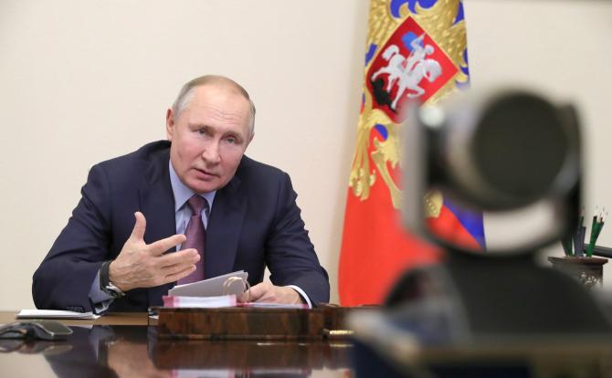 Unde și-a PETRECUT weekend-ul Vladimir Putin