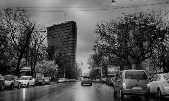 În București, temperaturile vor scădea în weekend până la 4-6 grade