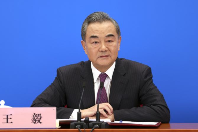 Ministrul de Externe al Chinei