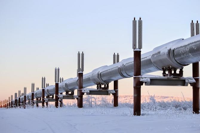 Este în legătură cu proiectul Nord Stream-2