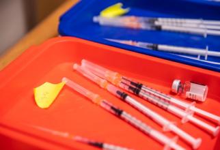 Un nou vaccin ajunge în Uniunea Europeană