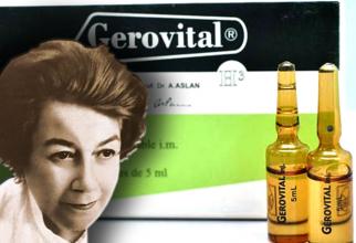 Ana Aslan și elixirul tinereții: Gerovital H3