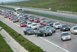 TAXĂ nouă pe autostrăzile din România, în loc de ROVINIETĂ