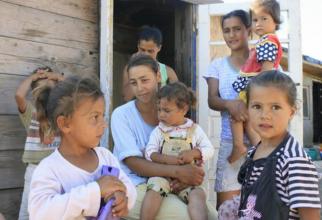 Copii din românia din mediul rural sunt cei mai expuși / Foto: Oana Pavelescu