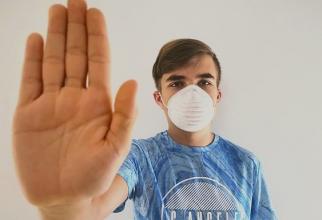 În București, rata de infectare a coborât sub 6