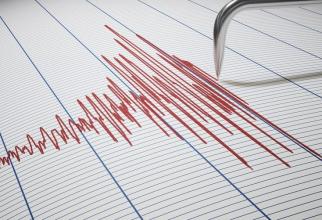 Un cutremur s-a produs duminică dimineață