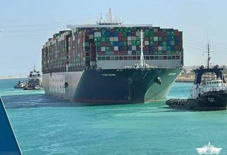Potrivit portalului de ştiri Ahram Gate, ordinul de sechestrare a navei a fost emis de un tribunal din oraşul Ismailia.