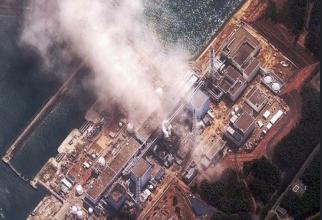 Centrala nucleară avariată de la Fukushima