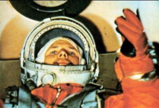 Iuri Gagarin / Sursa foto: Wikipedia