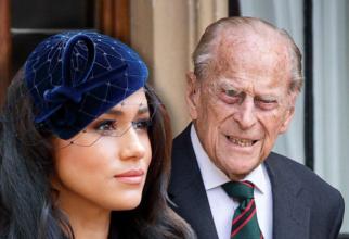 Meghan nu va fi prezentă la funeraliile prințului Philip