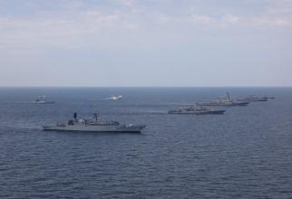 Situaţia de securitate în regiunea Mării Negre este caracterizată, pe de o parte, de creşterea prezenţei militare şi, pe de altă parte, de intensificarea acţiunilor de tip hibrid.