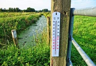 Ce temperaturi vor fi, cât va ploua