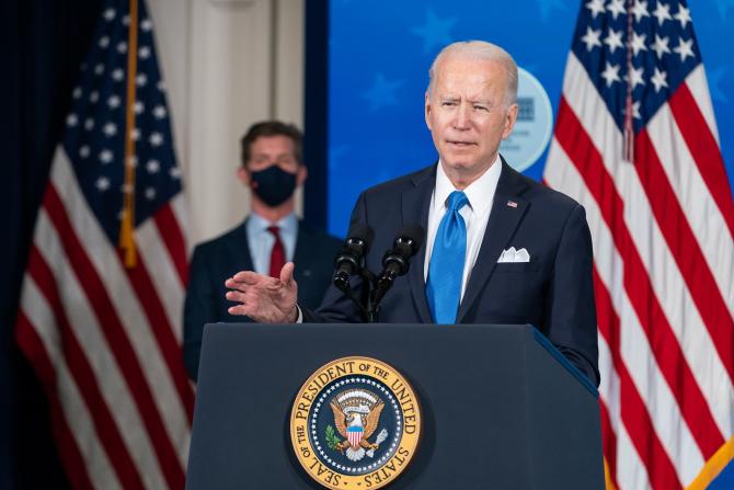 """Joe Biden a denunţat o NOUĂ """"epidemie"""" în SUA"""