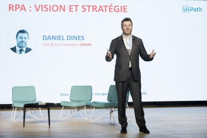 Daniel Dines este cel mai bogat român