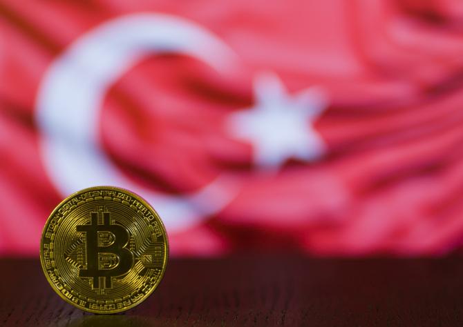 Piața criptomonezilor din Turcia se prăbușește