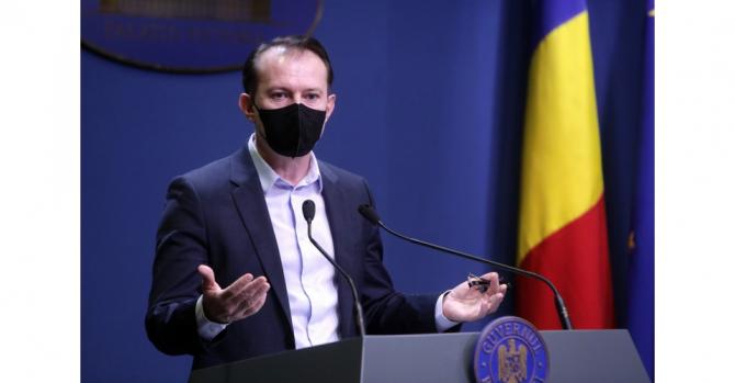 Cîțu a vorbit despre DEMISII: Să vedem dacă mai există onoare în România