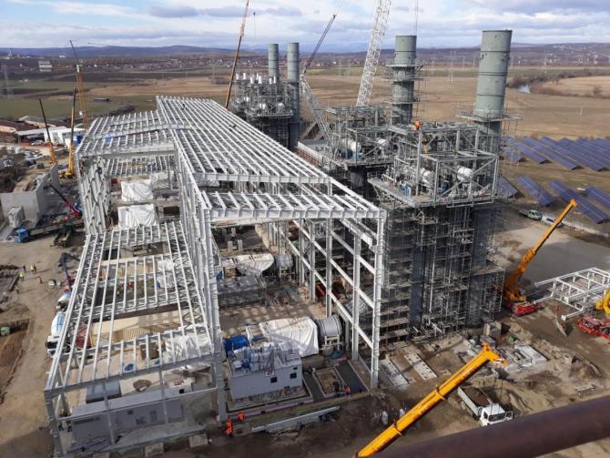 Centrala termoelectrică de la Iernut